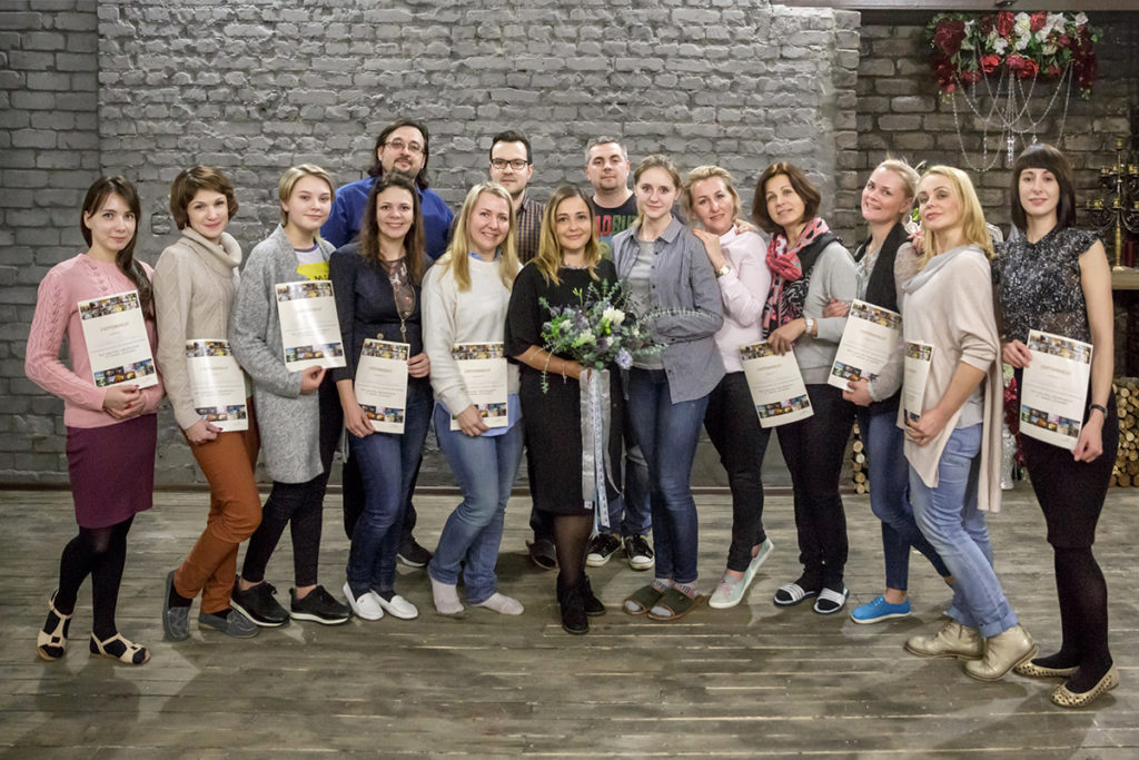 Мастер-класс Ирина Недялкова Кострома